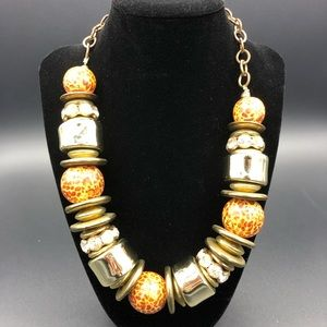 Bold Statement Necklace!